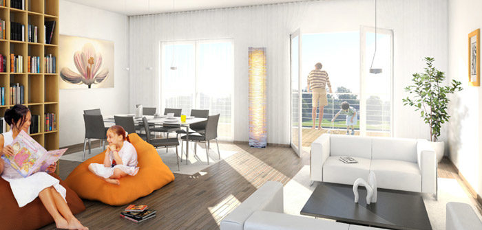 Exemple appartement Pinel